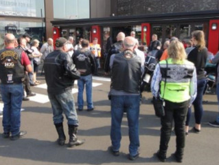 Monthly New Members Ride + Christmas Carpark Party