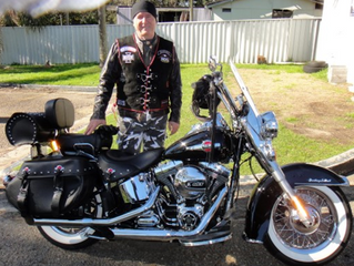 Sergio blog V2: HOG Ride – Caves Beach