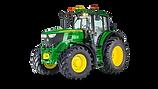 трактор транспорт без фона