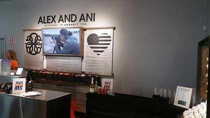 Grand Opening event for Alex and Ani at Del Amo Fashion Center- Mimosa Bar