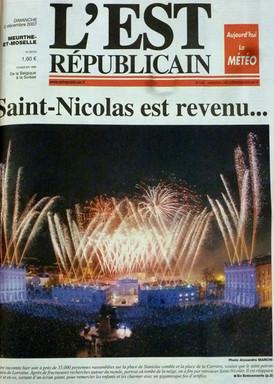 Saint-Nicolas est revenu...