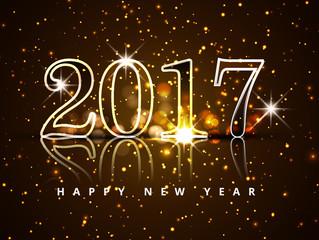 Happy New Year / Feliz Año Nuevo 2017!