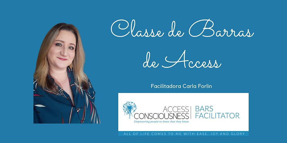 Classe Barras de Access® Online