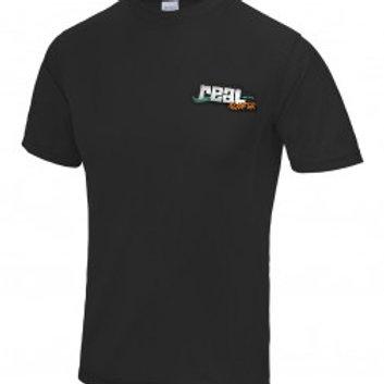 SuperCool™ Performance T-Shirt (Black)