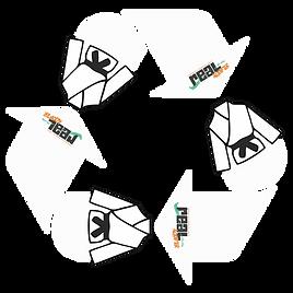 Recycle Programme Logo (White).png