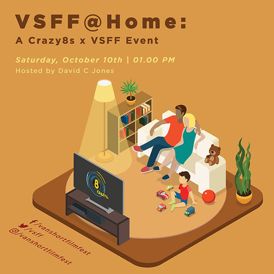 VSFF @ Home Crazy8s Edition