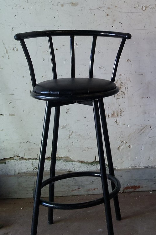 Bar Stool -Black