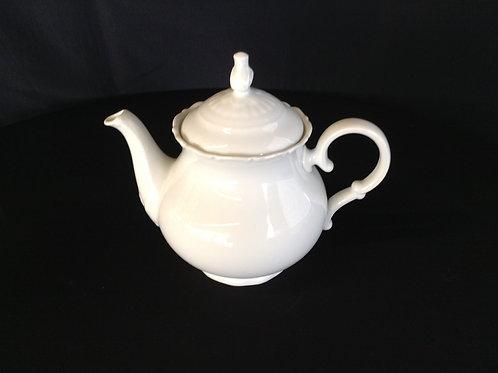 Snow Drop Teapot