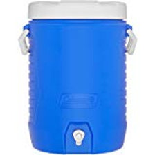 Blue 4 Galloon Jug
