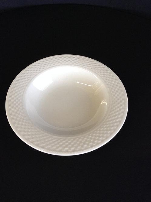 BW - Pasta / Soup Plate
