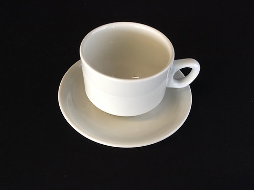 WC - Cup & Saucer