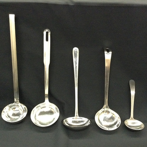 Punch Ladle Stainless
