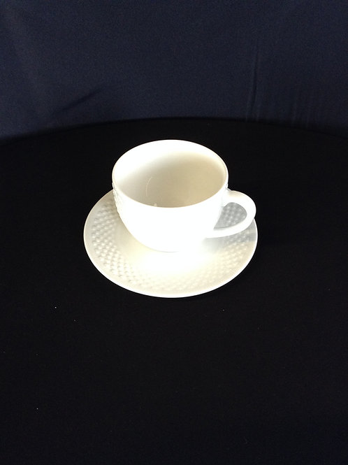 BW - Cup & Saucer