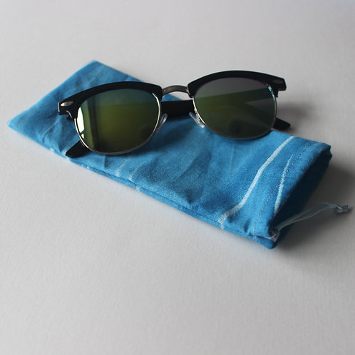 Wave Drawstring Glasses Cases