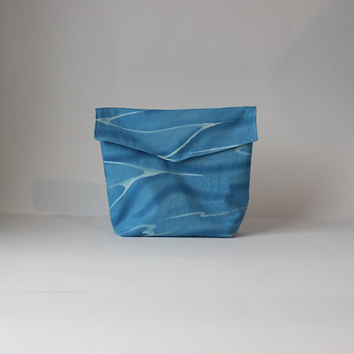 Extra Large Popper Pouch - Wave