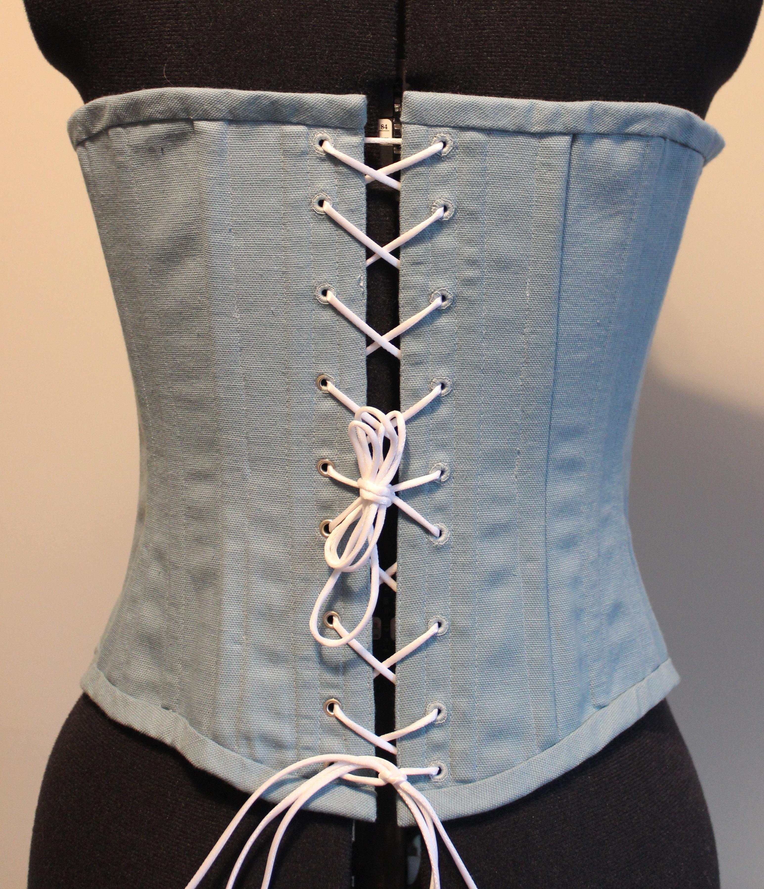 Victorian Corset - Aimee Lou Costume