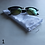 Thumbnail: White/Cream Drawstring Glasses Cases