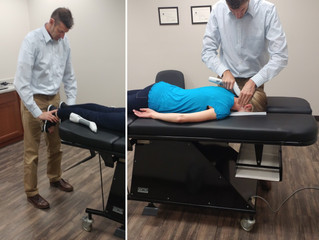 Chiropractor - Your first line of defense