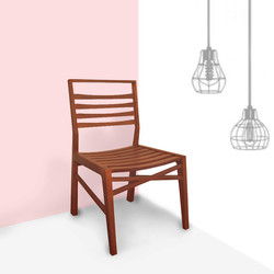 Strip chair