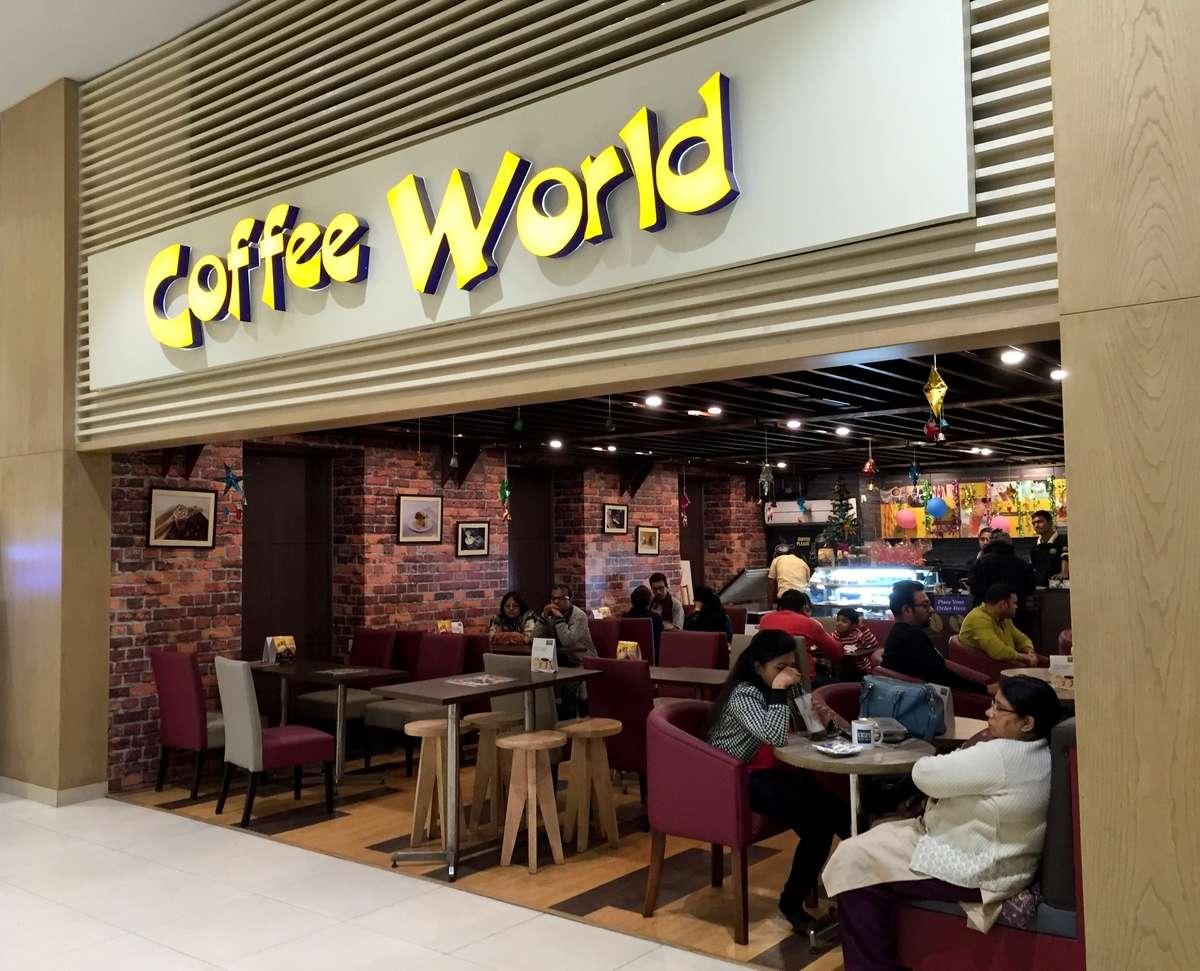 COFFEE WORLD, 2016-2018