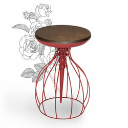 Rosa side table