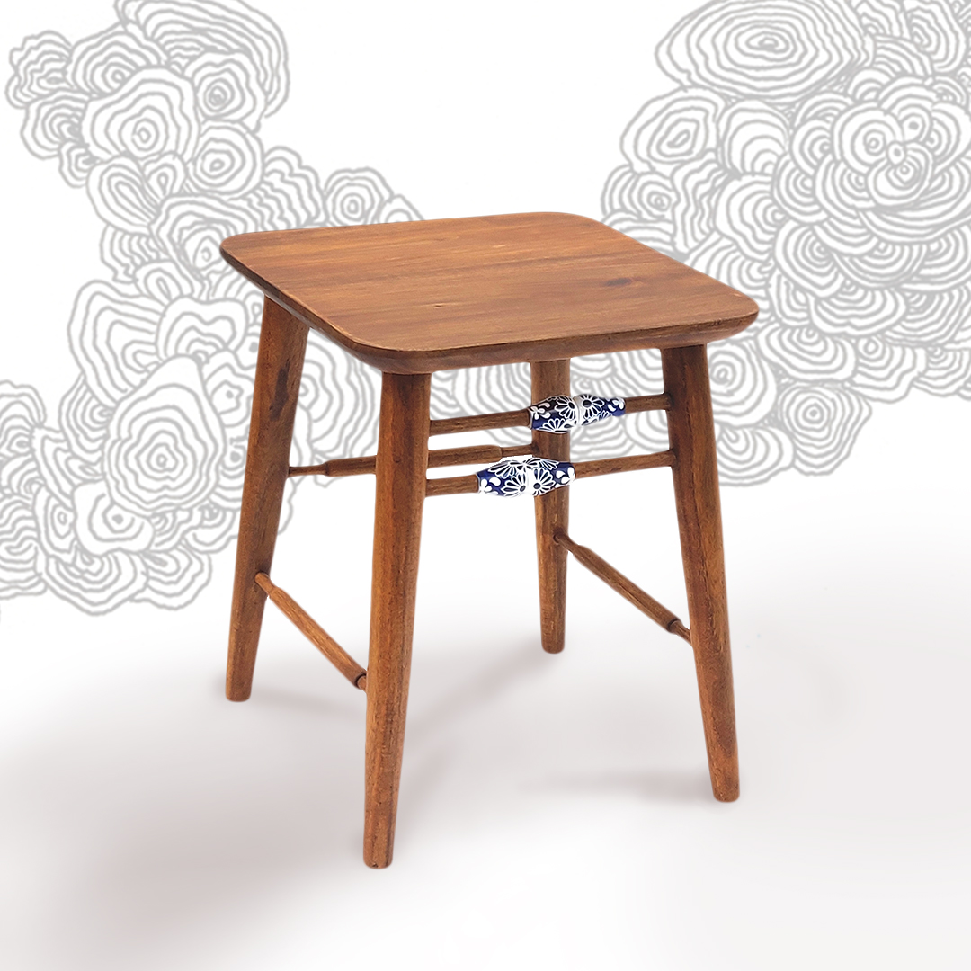 Motif stool
