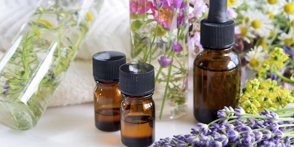Natural Self Care with Essential Oils