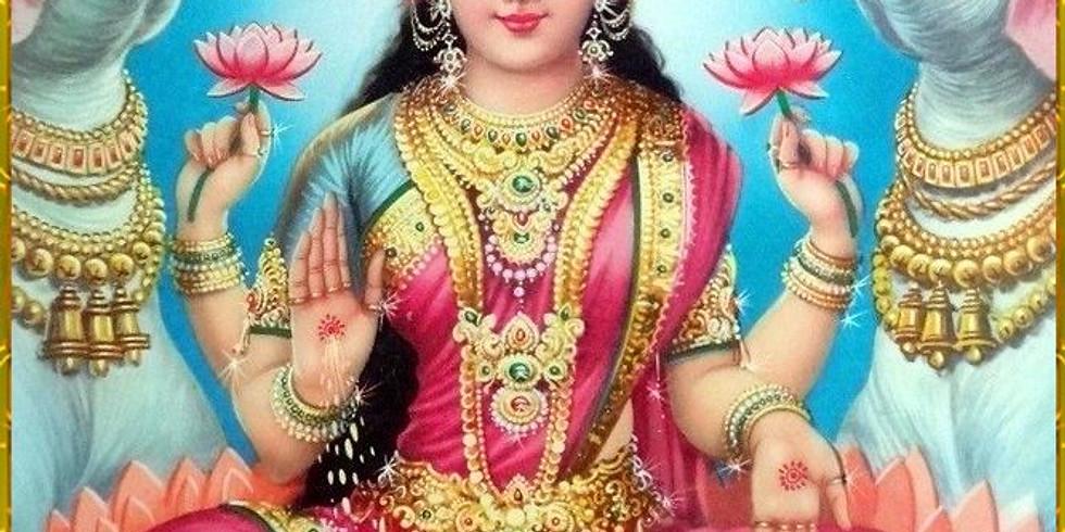 Goddess Series- Lakshmi Abundance