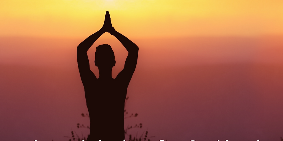 Lunchtime Meditation Two 1/2 hour Sessions 11:45 & 12:30