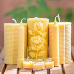 Tomten Beeworks Candles