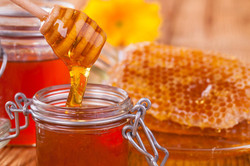 Tomten Beeworks Honey