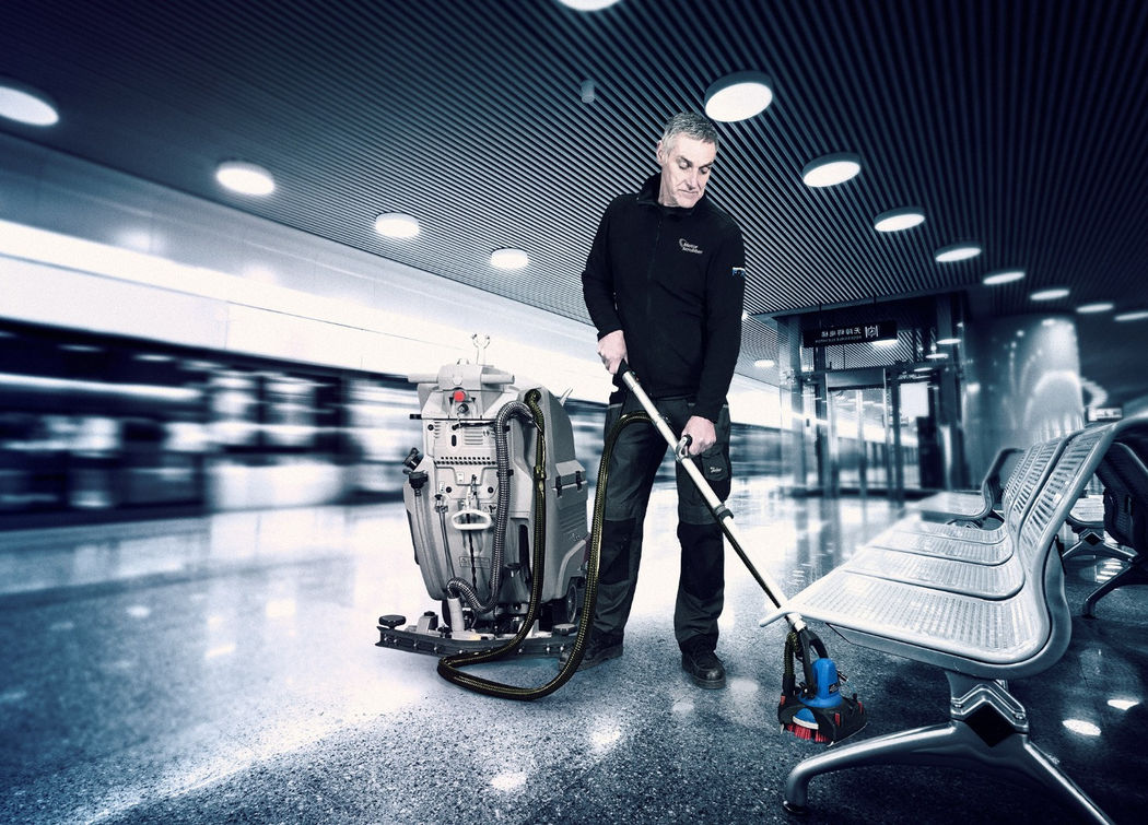 Force Cleans Anywhere