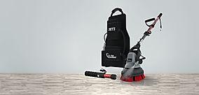 MotorScrubber Dual power backpack