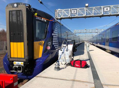PROWASH Train Cleaning kit