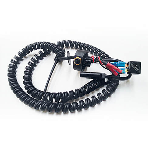 On/Off Switch Wiring Loom 125cm