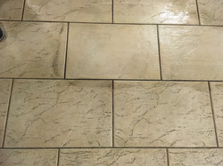 Ceramic Tile Deep Clean