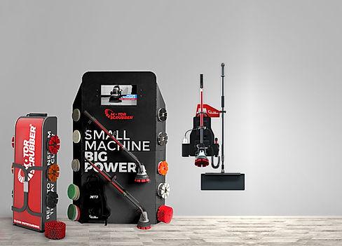 MotorScrubber Showroom Display