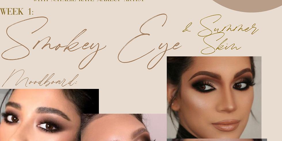 Monday Masterclass: The Smokey Eye & Summer Skin
