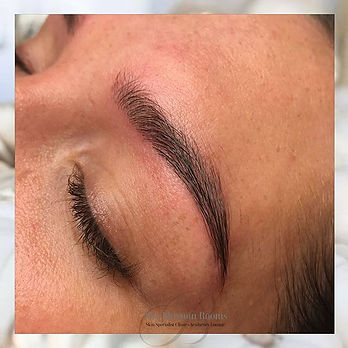 The most beautiful Brows from yesterday,