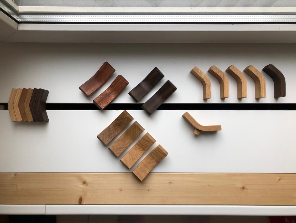 handle hook - designed by Lisa Keller