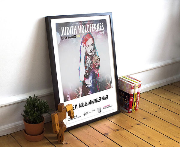 judith holofernes | elsakuno design