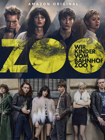 Wir Kinder vom Bahnhof Zoo - Amazon Original | Robot Koch - Film & TV Music Production
