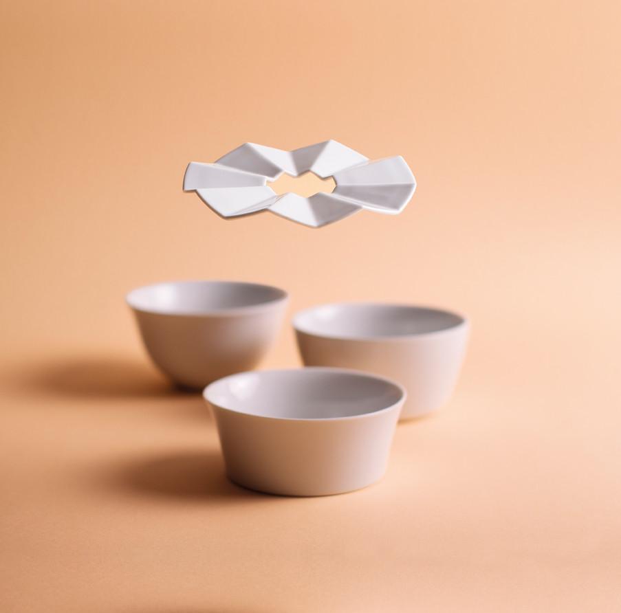 Plié - designed by Lisa Keller