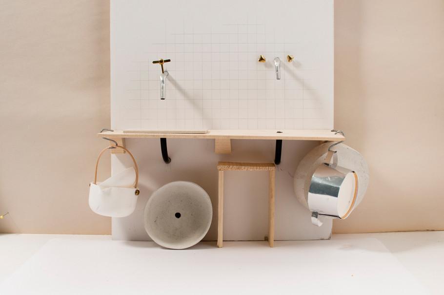 Plat'eau - designed by Lisa Keller