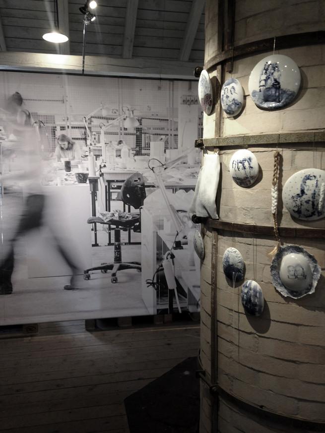 Ausstellungsgestaltung - Lisa Keller
