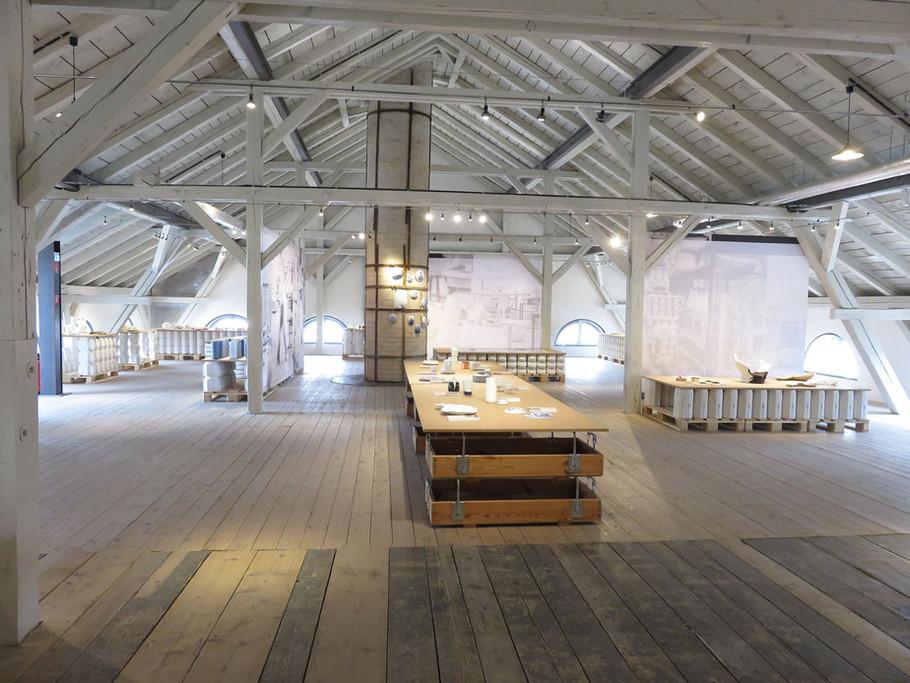 Ausstellung Porzellanikon Wandellust Kahla Kreativ Günther Raithel Stiftung