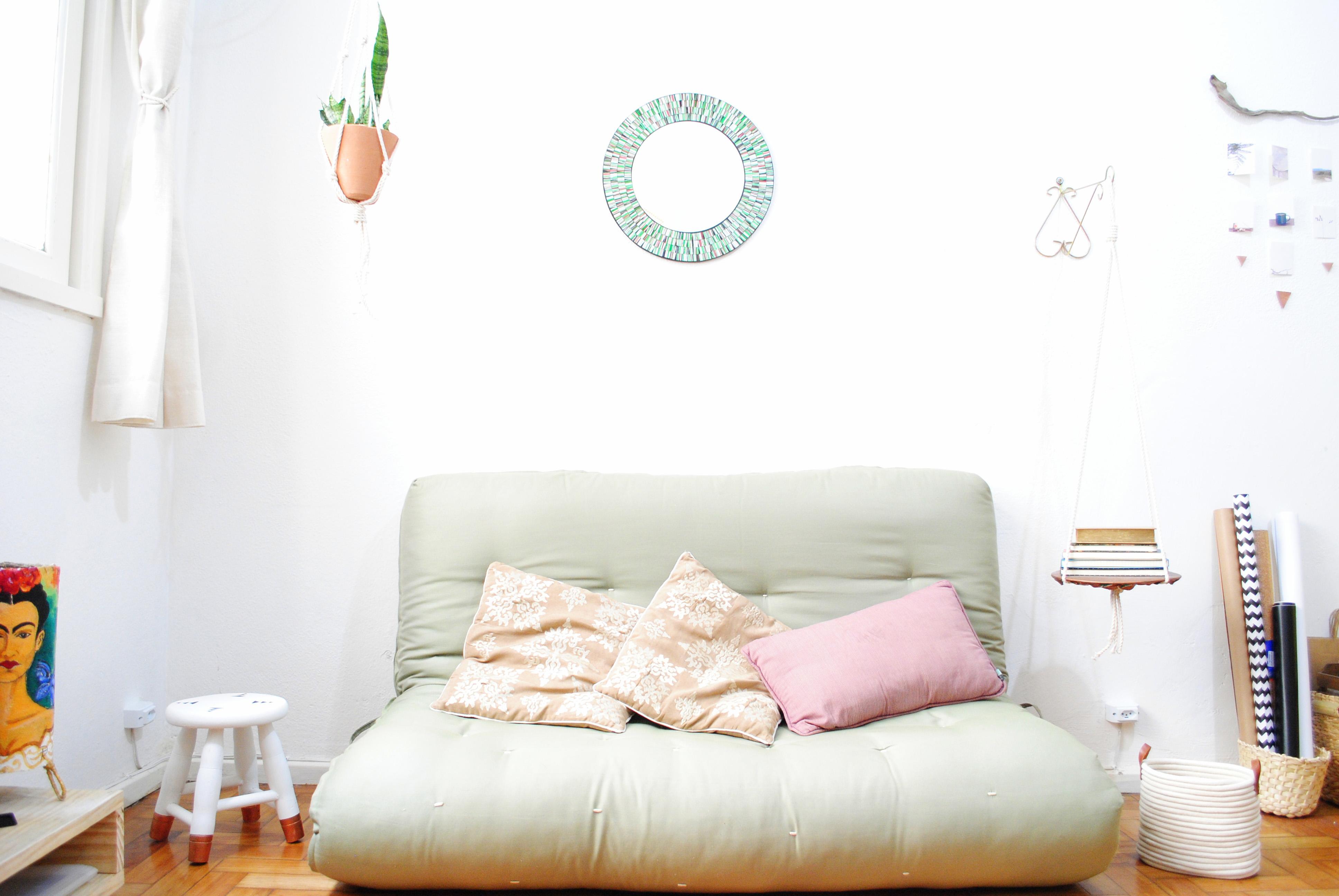 Um Apartamento Pequeno Cheio De Boas Ideias De Decoracao Revista