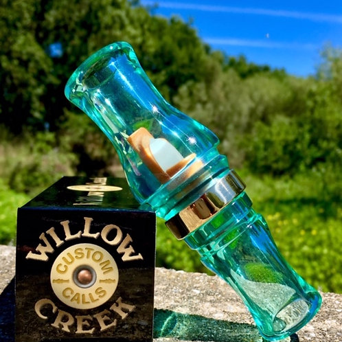 Solid Acrylic, Specklebelly Goose Call