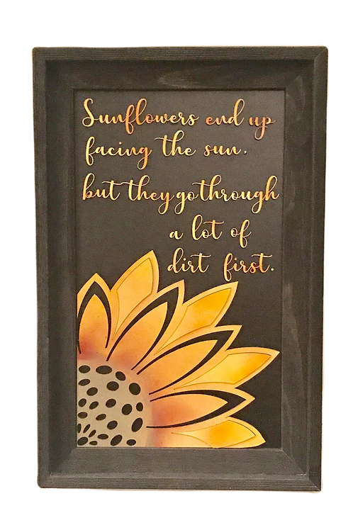 Sunflower Quote