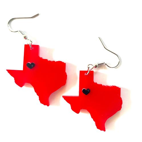 Texas Spirit Earrings